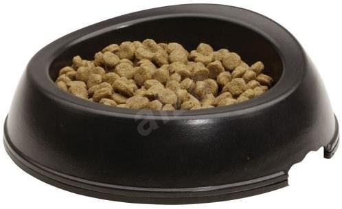 Maelson Miska pro psy a kočky - 1720 ml - černá - 31 × 31 × 8,5 cm - Miska pro psy