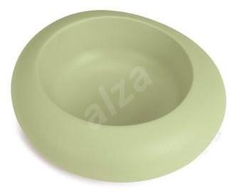 IMAC Designová miska pro psa plastová 1000 ml - zelená - D 27,5 × Š 23,5 × V 7,5 cm - Miska pro psy