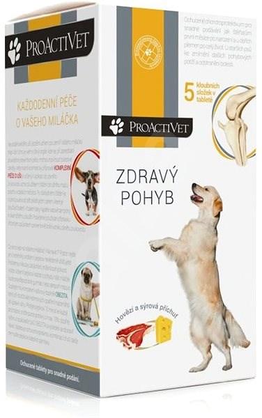 Proactivet Zdravý pohyb 90 tbl. - Kloubní výživa pro psy