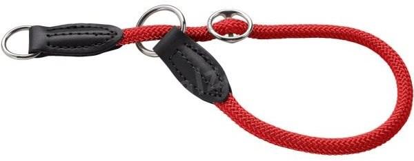 Hunter výcvikový obojek Freestyle, červený 50 cm - Obojek pro psy