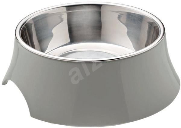 Hunter Atlanta Bowl, Grey 350ml - Dog Bowl