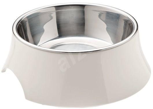 Hunter Atlanta Bowl, White 160ml - Dog Bowl