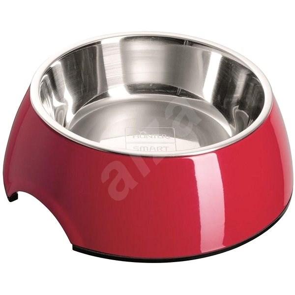 Hunter Colore Bowl, Red 350ml - Dog Bowl