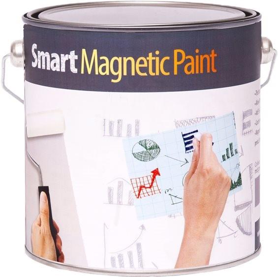 Chytrá zeď - magnetický nátěr 10m2 - Sada