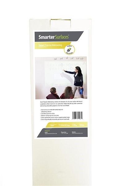 Chytrá zeď - projekční popisovatelná tapeta 10m2 - Popisovatelná tapeta