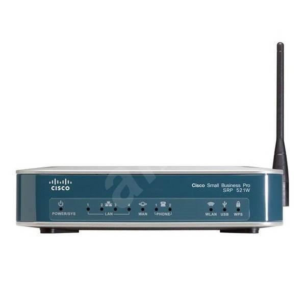 CISCO SRP527W-K9-G5 - ADSL2+ modem