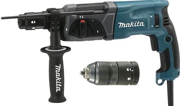 Makita HR2470T - Kombinované kladivo