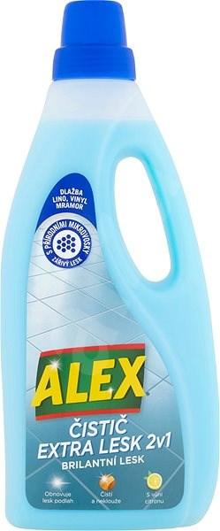 ALEX 2v1 čistič a extra lesk 750 ml - Čisticí prostředek