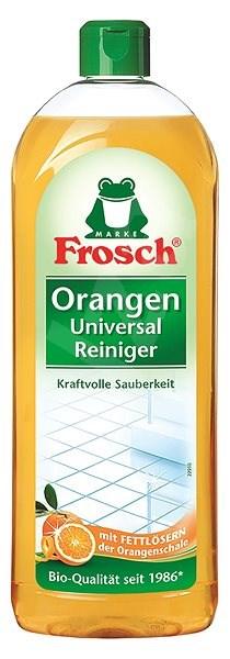 FROSCH EKO Univerzální čistič Pomeranč 750 ml - Eko čisticí prostředek