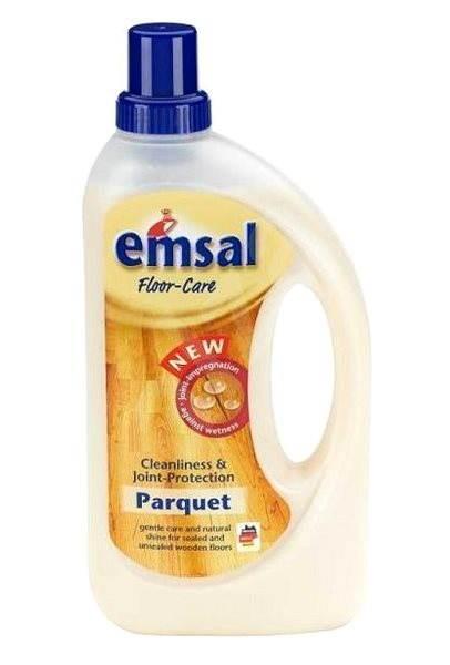 EMSAL Čisticí prostředek na parkety s impregnací spár 750 ml - Čisticí prostředek