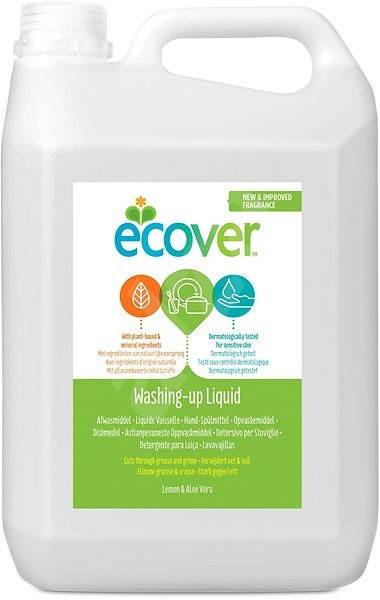 ECOVER s aloe a citrónem 5 l - Eko prostředek na nádobí