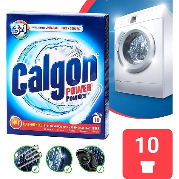 CALGON 500 + 200 g  - Změkčovač vody