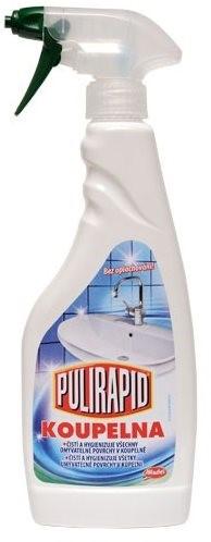 PULIRAPID Koupelna 500 ml - Čisticí prostředek