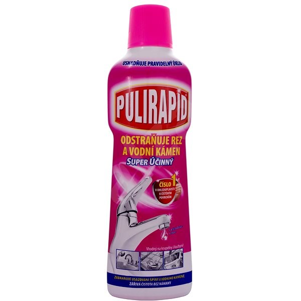 PULIRAPID Aceto 500 ml - Čisticí prostředek