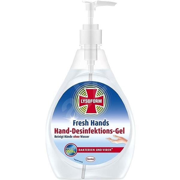LYSOFORM Fresh Hands Hygienický gel na ruce 480 ml - Antibakteriální gel
