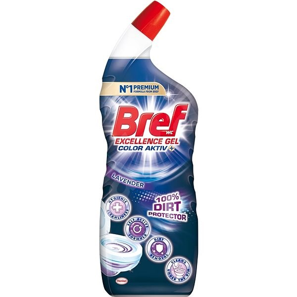 BREF 10 × Effect Protection 700 ml - WC gel
