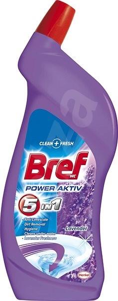 BREF WC gel 5v1 Lavender 750 ml - WC gel