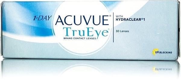 Acuvue TruEye 1-day with Hydraclear (30 čoček) dioptrie: -3.25, zakřivení: 8.50 - Kontaktní čočky