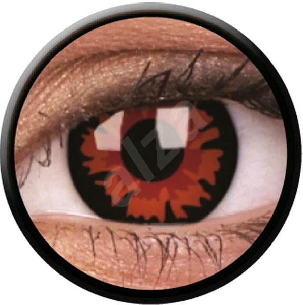 ColourVUE Crazy Lens (2 čočky), barva: Volturi - Kontaktní čočky