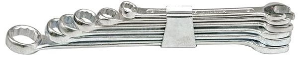 Vorel Sada klíčů očkoplochých 20 ks 6-32 mm spona - Klíč