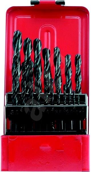 Sthor Sada vrtáků na kov 19 ks - Sada vrtáků do železa
