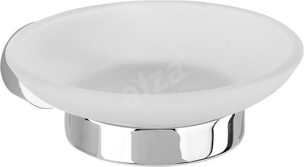 Držák na mýdlo Oval Chrom - Držák na mýdlo