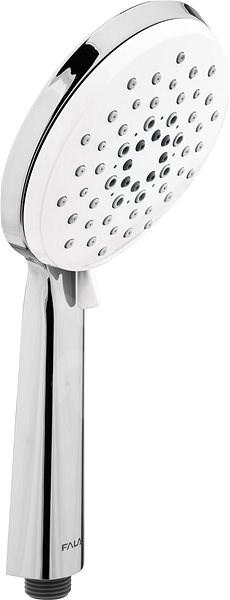 Sprchová hlavice WHITE MOON 120mm 3 funkce - Sprchová hlavice