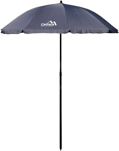 Cattara TERST Parasol 180cm Grey - Sun umbrella