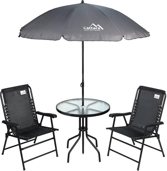 Cattara TERST Set 2 - Garden Furniture