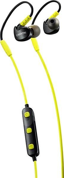 CANYON Sporty zelené - Bezdrátová sluchátka