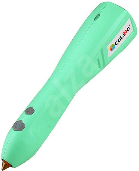 Colido 3D Pen LT zelená + 3D omalovánka - Tužka