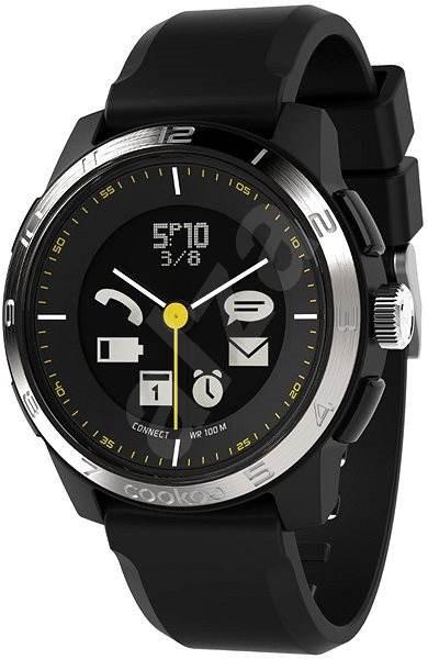 c4a2e18392d COOKOO2 Sporty Chick Silver - Chytré hodinky