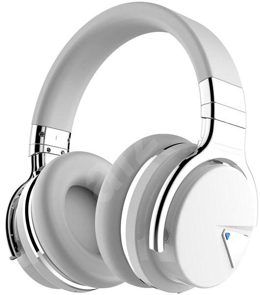 COWIN E7 ANC bílá - Sluchátka s mikrofonem