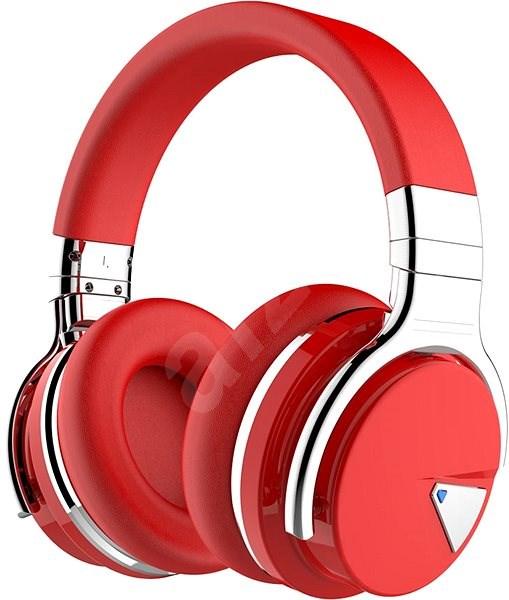 COWIN E7 ANC červená - Sluchátka s mikrofonem