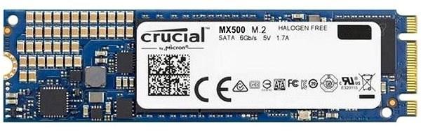 Crucial MX500 500GB M.2 2280 SSD - SSD disk