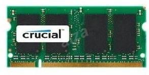 Crucial SO-DIMM 1GB DDR 400MHz CL3 - Operační paměť