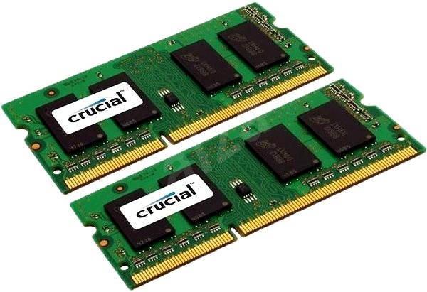 Crucial SO-DIMM 16GB KIT DDR3 1866MHz CL13 Dual Voltage - Operační paměť
