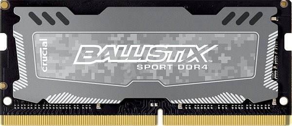 Crucial SO-DIMM 16GB DDR4 2400MHz CL16 Ballistix Sport LT - Operační paměť
