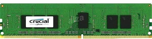 Crucial 4GB DDR4 2133MHz CL15 ECC Unbuffered - Operační paměť