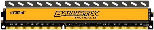 Crucial 4GB DDR3 1600MHz CL8 Ballistix Tactical LP - Operační paměť