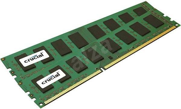 Crucial 8GB KIT DDR3 1866MHz CL13 ECC Unbuffered pro Apple/Mac - Operační paměť