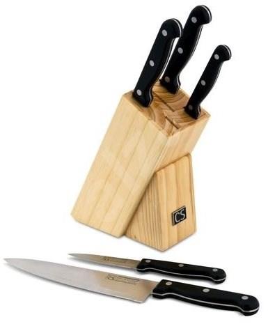 CS Solingen Sada nožů v bloku STAR 6ks - Sada nožů