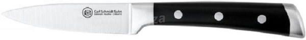CS Solingen Nůž loupací 9cm HERNE - Kuchyňský nůž