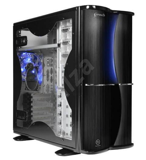 Thermaltake Soprano VE7000BWS DX černá - Počítačová skříň