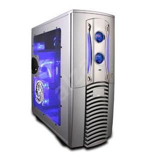 Apevia MX-PLEASURE - stříbrná - Počítačová skříň