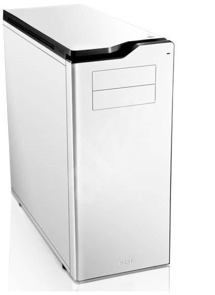 NZXT H630 bílá - Počítačová skříň