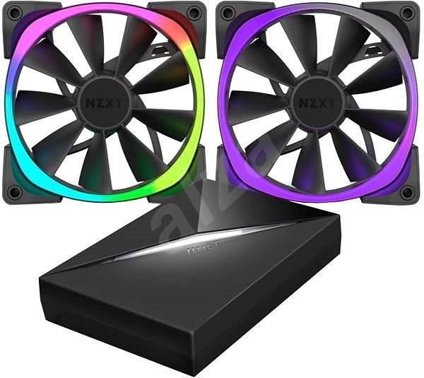 NZXT Aer RGB Series RF-AR120-C1 - Ventilátor do PC