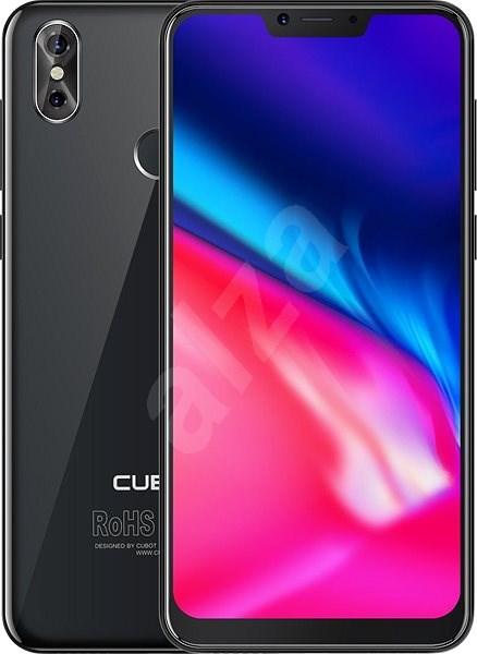 Cubot P20 černá - Mobilní telefon
