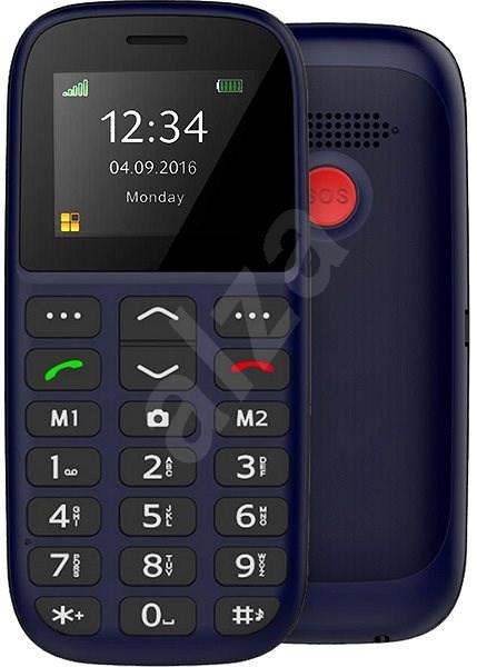 CUBE1 F100 modrá - Mobilní telefon