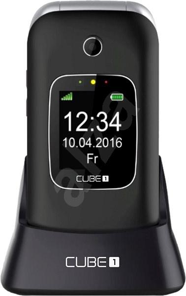 CUBE1 VF300 černá - Mobilní telefon